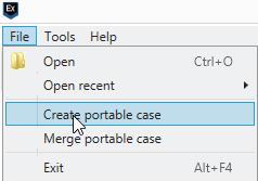 portable case 6