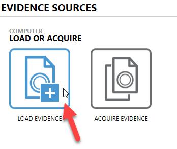AXIOM load or acquire computer
