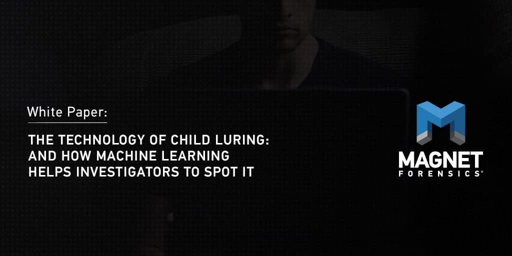 Technology of Child Luring