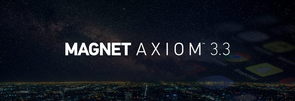 Magnet AXIOM 3.3 Includes SIM Card Support and Updates to Warrant Returns