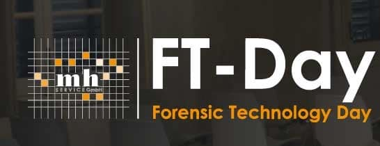 Forensic Technology (FT) Day 2019