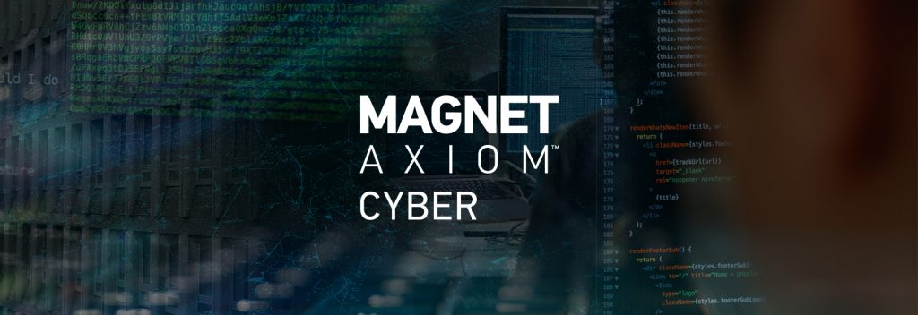 Announcing Magnet AXIOM Cyber — Now in Beta!