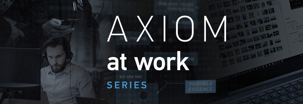 AXIOM at Work series