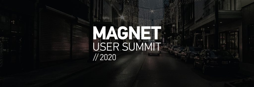 Join Us in Nashville on May 11-13 for Magnet User Summit 2020