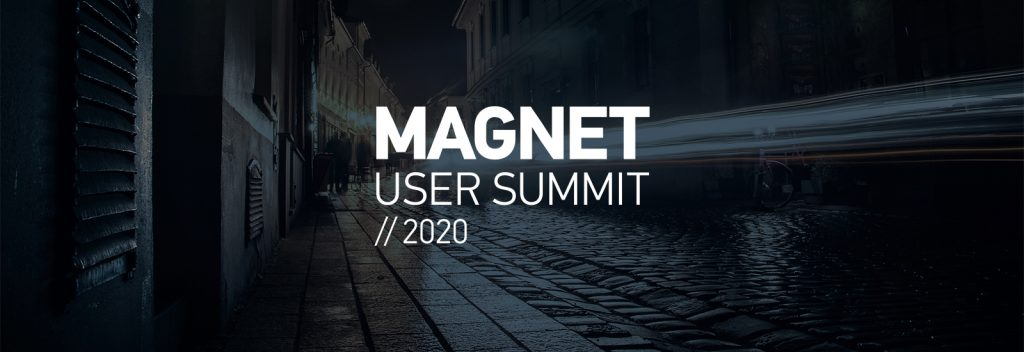 Submit to the Magnet User Summit 2020 Call for Papers (CFP)