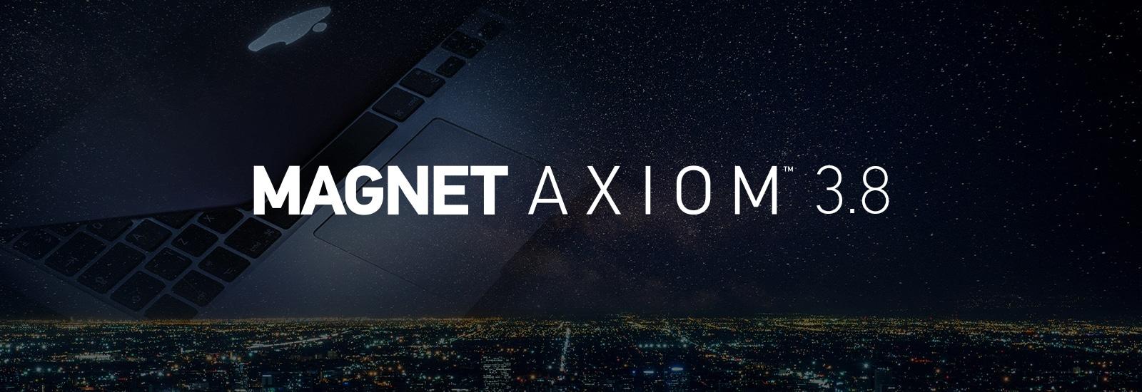 Magnet AXIOM 3.8
