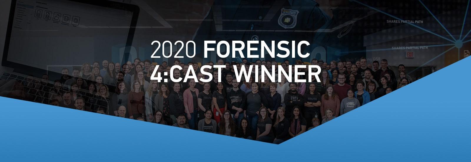 Forensic 4:cast Winner