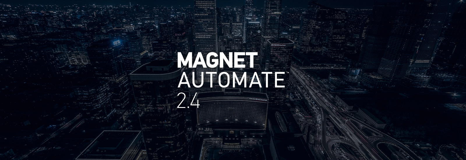Magnet AUTOMATE 2.4
