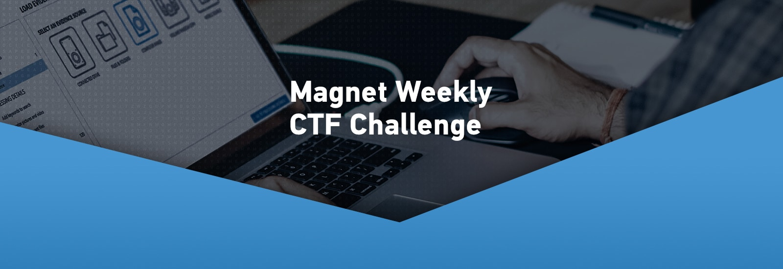 Mapping the Digits - Week 1 - Magnet Weekly CTF