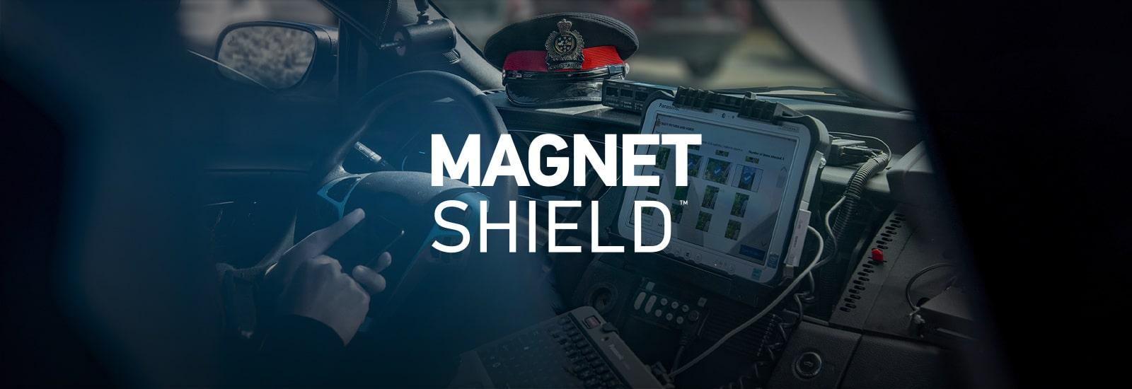 Magnet SHIELD
