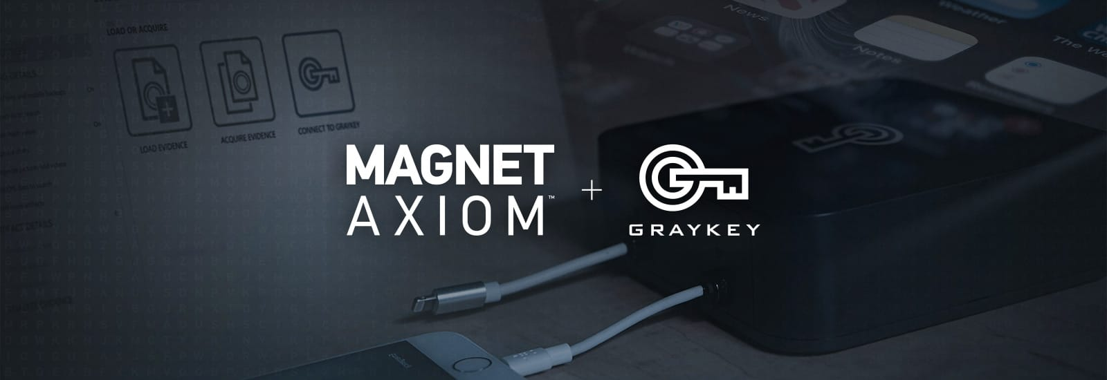 GrayKey + AXIOM