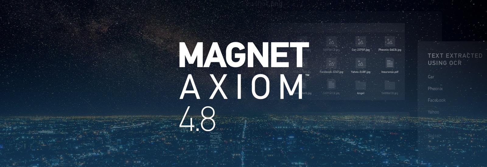 Magnet AXIOM 4.8