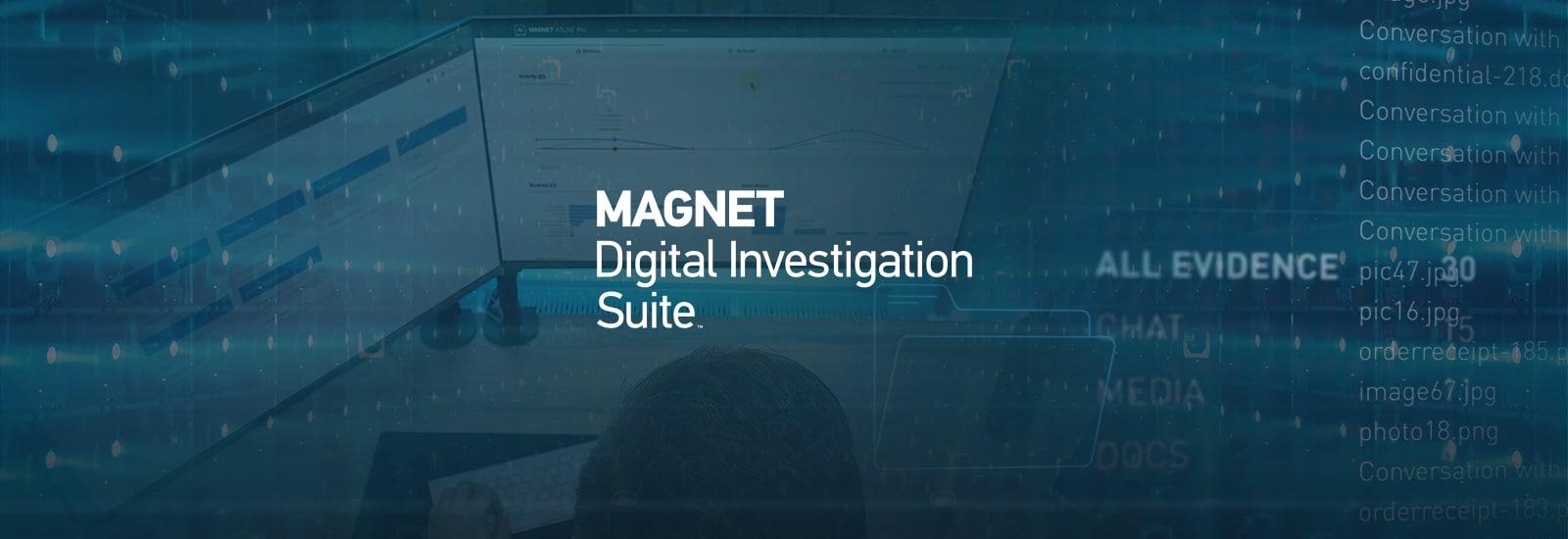 Digital Investigation Suite (DIS)