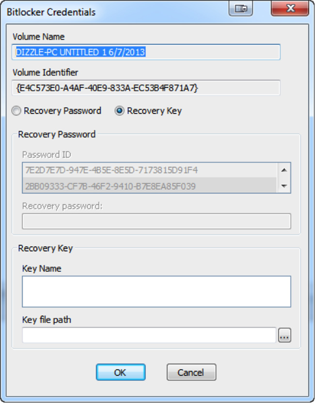 Using Internet Evidence Finder Ief With Encrypted Drives Magnet