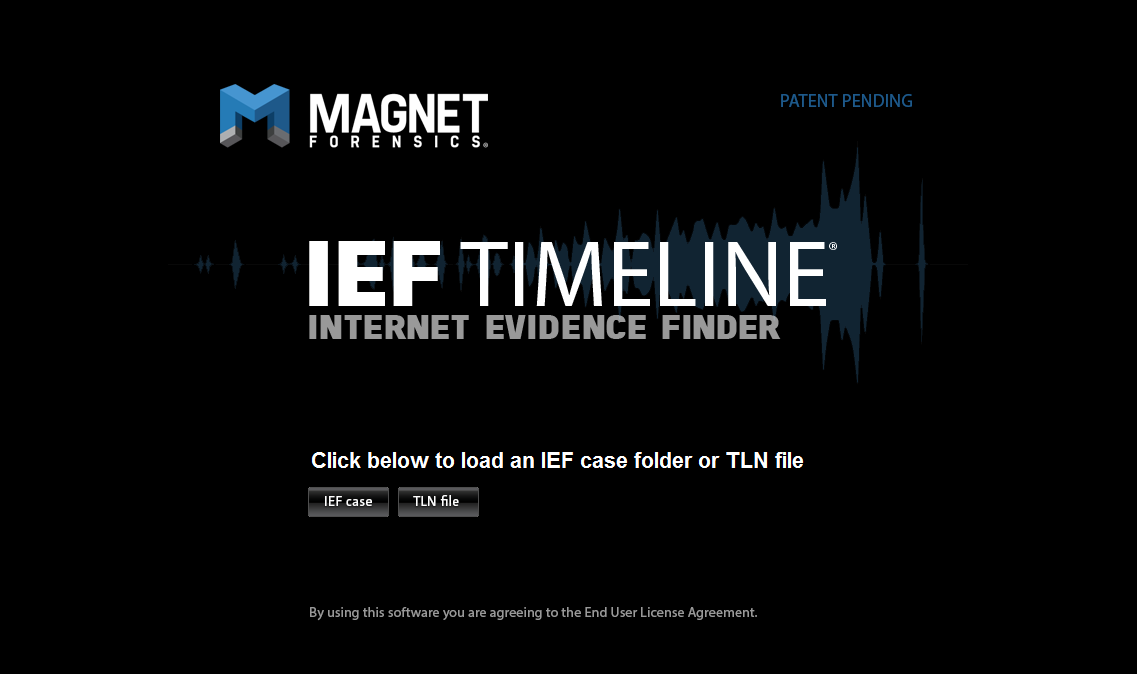 using ief v6 s new timeline feature to reconstruct user activity