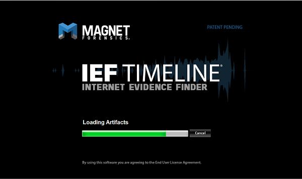 IEF Timeline